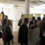 Marisa Funk: Begutachtung der präsentierten Arbeit