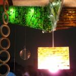 Nikolaus Roleff: ausschnitt des Lichtobjekts