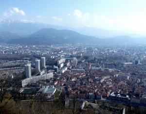 Voilá,Grenoble…