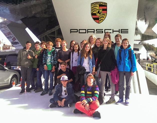 8ABG im Porschemuseum