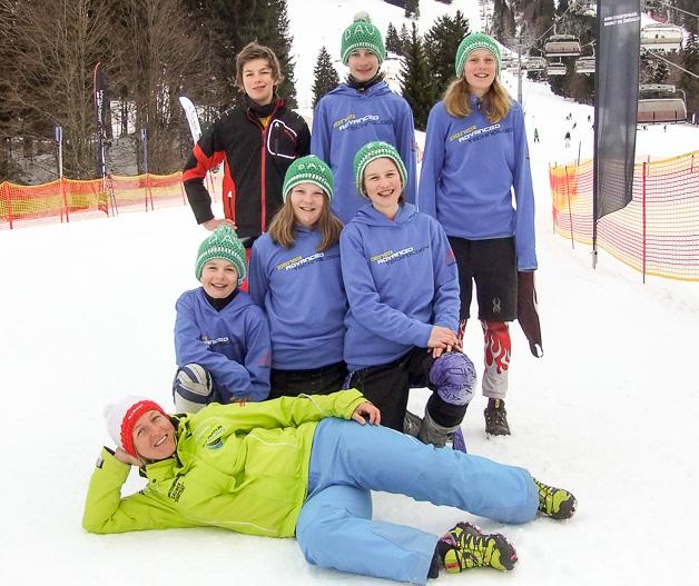 DHG-Schüler trainieren für Olympia