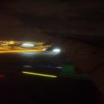 Landung in Dubai