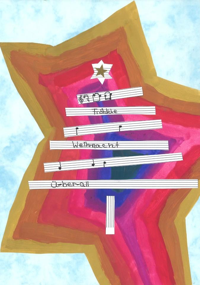 Weihnachtskartenbild