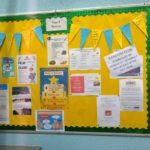 r_School notice board