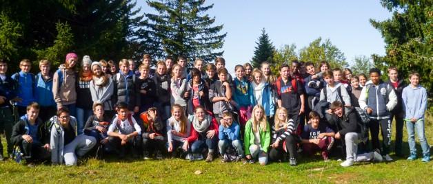 Berichte vom Schüleraustausch mit Annecy