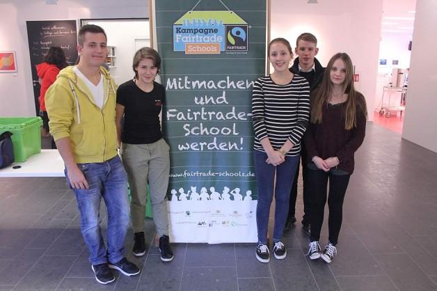 DHG auf dem Fairtrade Kongress in Stuttgart