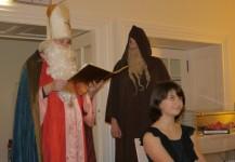 Weihnachtsfeier im Internat
