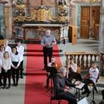 Unterstufe präsentiert Telemanns Schulmeister-Kantate