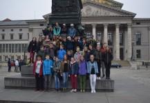 Exkursion der Klassen 7a und 7abg in die Oper