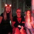 Fotos der Unterstufen Halloween Fete