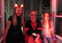Unterstufen Halloween Fete 2017