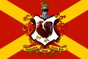Die Flagge Semipolis