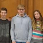 Wir gratulieren zum Cambridge Certificate!