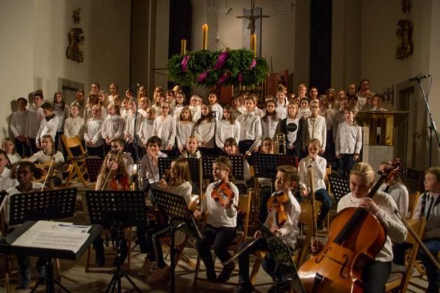 Adventskonzert des DHG in der Meersburger Pfarrkirche