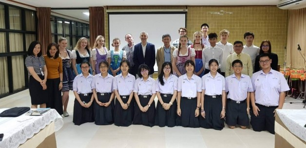 Schüleraustausch mit Thailand