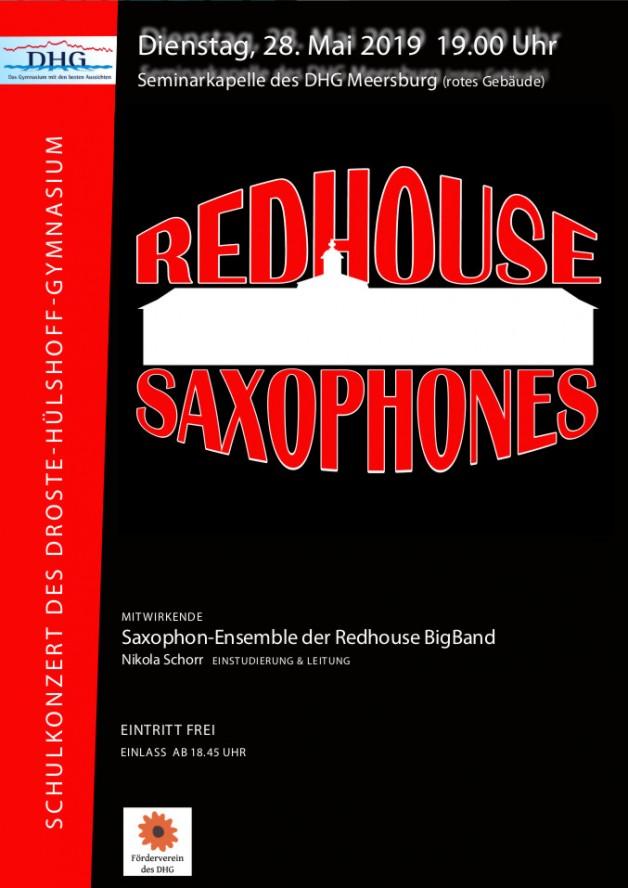 Sound of Saxophones