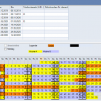 Neu am DHG: Der Periodenstundenplan