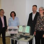 NWT rüstet auf – Dank großzügiger Unterstützung durch den Förderverein des DHG