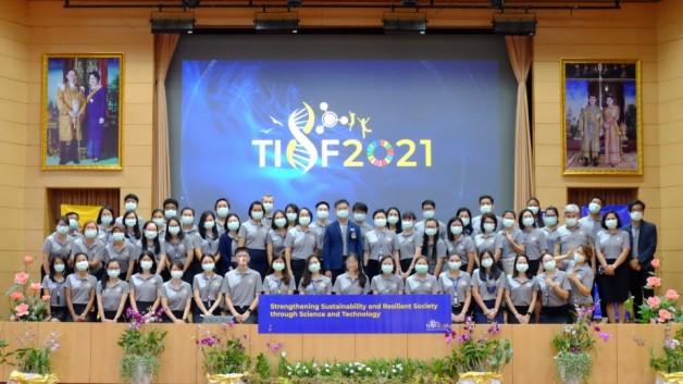 Droste-Hülshoff-Gymnasium bei TISF in Thailand