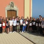 Verleihung der Abitur-Zeugnisse 2021