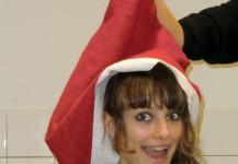 Weihnachtsstimmung im Internat