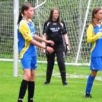 Die Fußballmannschaft der Mädchen sucht Verstärkung!