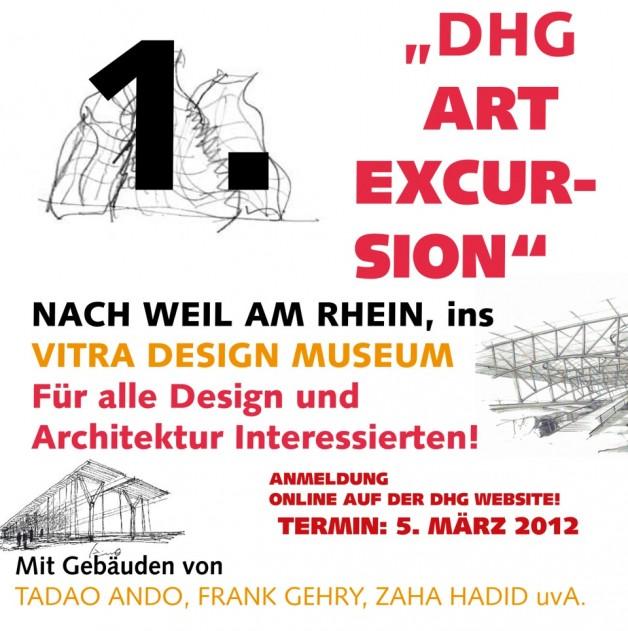 Erste DHG Art Excursion