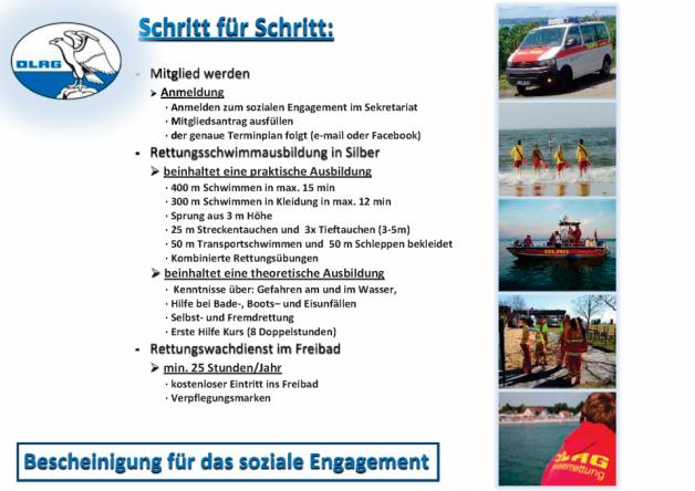 Kooperation DHG-DLRG