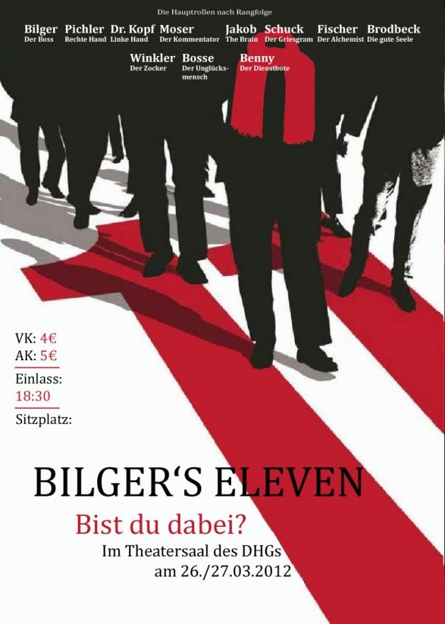 Bilgers Eleven – Eine Komödie auf höchstem Niveau!