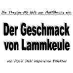 """""""Der Geschmack von Lammkeule"""" – Karten online reservieren!"""