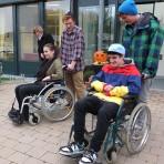 """DHG Sozialprojekt """"Junioren für Senioren"""""""