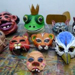 """""""Phantastische Masken"""""""