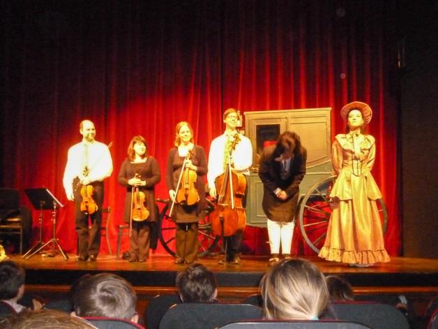Besuch im Konstanzer Stadttheater