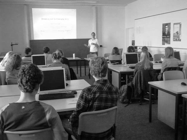 Informationsveranstaltung zum 5. Informatik Summer Camp