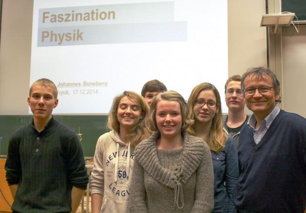 """""""Tag der Physik"""" an der Uni Konstanz"""