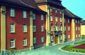 Nordfassade des Seminargebäudes